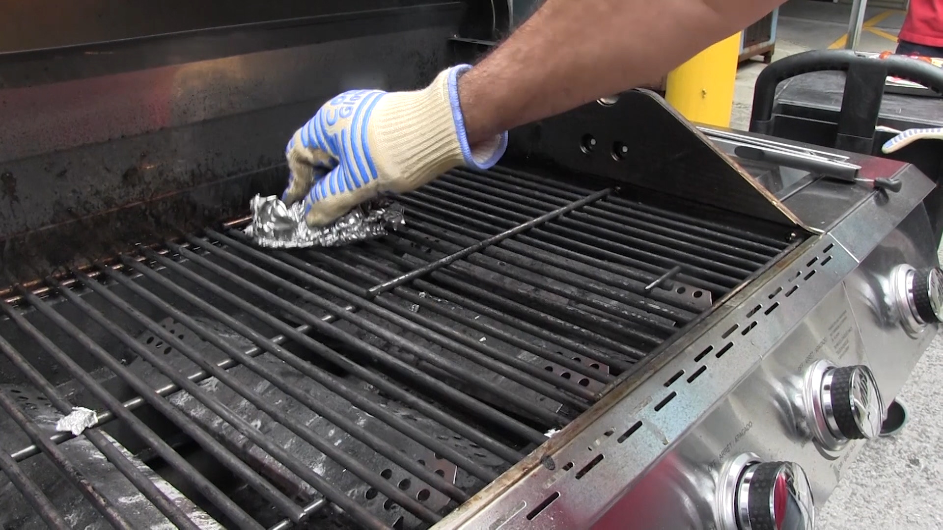 BBQ Grill Cleaning Service | BBQ Gas Grill Cleaning Central Texas